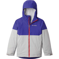 Columbia Boys' Alpine Action II Jacket - XL - Black Heather/Black