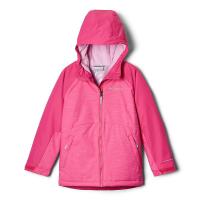 Columbia Girls' Alpine Action II Jacket - XL - Pink Ice