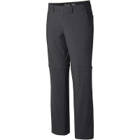 Mountain Hardwear Men's Castil Convertible Pant - 28x34 - Black