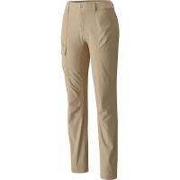 Columbia Women's Silver Ridge Stretch II Pant - 8 - British Tan
