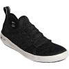 Adidas Men's Terrex CC Boat Parley Shoe - 12 - Black/Carbon/Chalk White