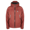 66North Men's Snaefell Neoshell Jacket - XL - Ox Blood