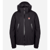 66North Men's Snaefell Neoshell Jacket - Large - Black