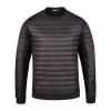 66North Men's Oxi Powerstretch Prima Sweater - XL - Black