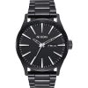 Nixon Men's Sentry SS Watch - One Size - All Black