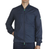 Save the Duck Men's Jacket - Large - Navy Blue