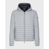 Save The Duck Men's Lightweight 3-Pocket Jacket - XL - Opal Grey