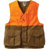 Filson Men's Upland Hunting Vest Blaze