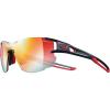Julbo Aerolite Sunglasses - One Size - Black/Red/Zebra Light