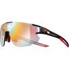 Julbo Aerospeed Sunglasses - One Size - Black/Red/Red/Zebra Light Fire