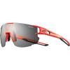 Julbo Aerospeed Sunglasses - One Size - Neon Orange/Black/Reactiv Performance