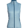 Icebreaker Women's Helix Vest - Medium - Sky / Thunder