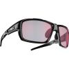 Bliz Tracker OZON Sunglasses - One Size - Shiny Black / Brown / Red Multi