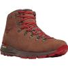 Danner Men's Mountain 600 4.5IN Boot - 10D - Brown / Red