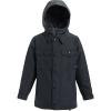 Burton Boys' Uproar Jacket - Medium - Black Denim