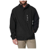 5.11 Tactical Men's Aurora Shell Jacket - Small - Black