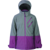 Boulder Gear Girls' Mila Jacket - Medium - Olive