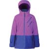 Boulder Gear Girls' Mila Jacket - Medium - Purple Cactus