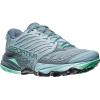 La Sportiva Women's Akasha Shoe - 39 - Stone Blue / Jade Green