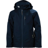 Helly Hansen Kid's JR Crew Midlayer Jacket - 12 - Navy