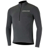 Alpine Stars Men's Booter Warm Jersey - Large - Black / White