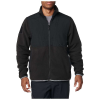 5.11 Tactical Men's Apollo Tech fleece Jacket - Small - Black