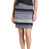 Toad & Co Women's Heartfelt Sweater Skirt - Medium - Charcoal Heather