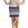 Toad & Co Women's Heartfelt Sweater Skirt - Large - True Navy