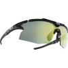 Bliz Tempo Sunglasses - One Size - Matte Black / Brown / Gold Multi