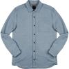 Chrome Industries Men's Stretch Chambray 1 Pocket Shirt - XL - Midnight Navy