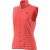 Adidas Women's Flyloft Vest - Large - Easy Coral