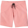 Bonobos Men's 7IN Surf Short - 32 - Red Melange