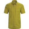Arcteryx Men's Riel SS Shirt - Medium - Yukon Gold