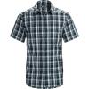 Arcteryx Men's Brohm SS Shirt - Small - Abyssal