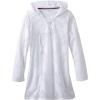 Prana Women's Alexia Tunic - Medium - White Crochet