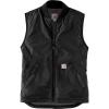 Carhartt Men's Shop Vest - Large Tall - Black