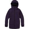 Burton Girls' Minxy Full-Zip Hoody - Medium - Purple Velvet Heather