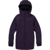 Burton Girls' Minxy Full-Zip Hoody - Large - Purple Velvet Heather