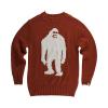 Airblaster Men's OG Sassy Sweater - Small - Sassy Santa