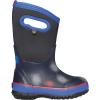 Bogs Boys' Classic Funprint Boot - 8 - Blue Multi