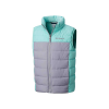 Columbia Youth Girls Powder Lite Puffer Vest - XS - Astral / Pixie
