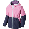 Columbia Girls' Hidden Canyon Softshell Jacket - Large - Orchid / Nocturnal Heather