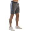 Manduka Men's Performance Mesh Short - XL - THUNDER