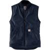 Carhartt Men's Shop Vest - Large Regular - Navy