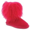 Bearpaw Youth Boo Boot - 4 - Electric Pink