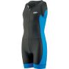 Louis Garneau Juniors' Comp 2 Suit - XS - Curacao Blue