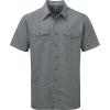 Sherpa Men's Surya SS Shirt - Small - Monsoon Grey