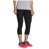 Brooks Women's Greenlight Capri - Small - Black