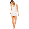 Carve Designs Women's Middleton Tunic - Large - White