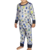 Hot Chillys Toddlers' Midweight Print Set - 2T - Doods/Black